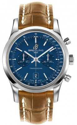 Breitling Transocean Chronograph 38mm a4131012/c862/723p