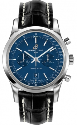 Breitling Transocean Chronograph 38mm a4131012/c862/728p