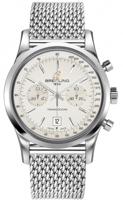 Breitling Transocean Chronograph 38mm a4131012/g757/171a