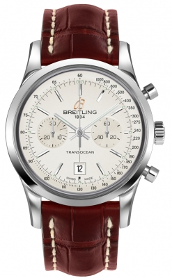 Breitling Transocean Chronograph 38mm a4131012/g757/720p