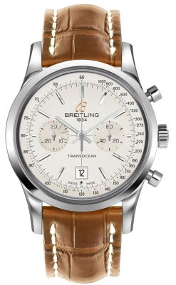 Breitling Transocean Chronograph 38mm a4131012/g757/722p