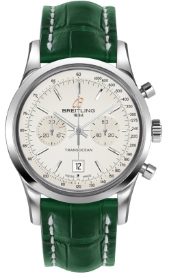 Breitling Transocean Chronograph 38mm a4131012/g757/771p