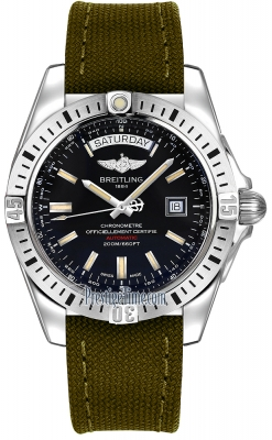 Breitling Galactic 44 a45320b9/bd42-5ft