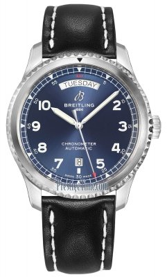 Breitling Aviator 8 Automatic Day Date 41 a45330101c1x1