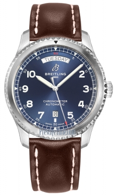 Breitling Aviator 8 Automatic Day Date 41 a45330101c1x2