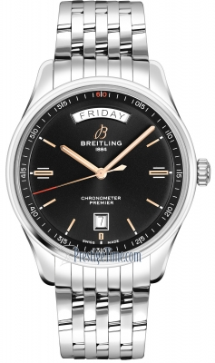 Breitling Premier Automatic Day Date 40 a45340241b1a1