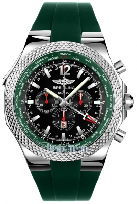 Breitling Bentley GMT Chronograph a47362s4/b919-5rd