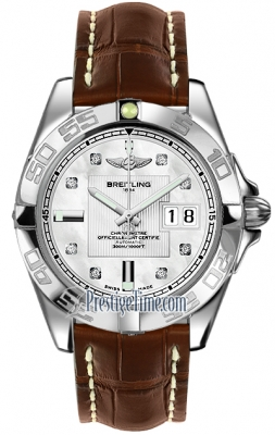 Breitling Galactic 41 a49350L2/a702-2ct