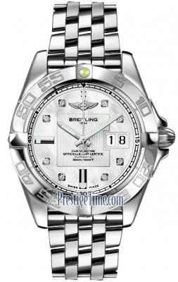 Breitling Galactic 41 a49350L2/a702-ss