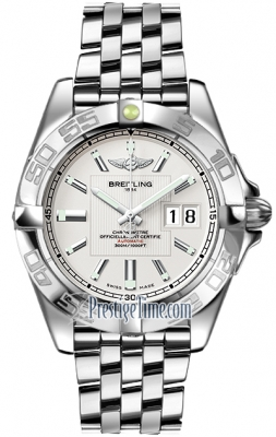 Breitling Galactic 41 a49350L2/g699-ss