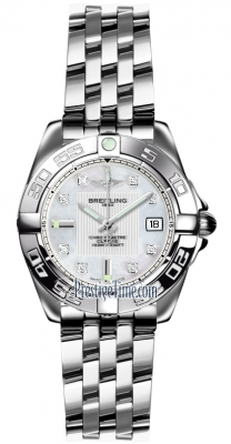Breitling Galactic 32 a71356L2/a708-ss