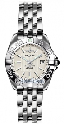 Breitling Galactic 32 a71356L2/g702-ss