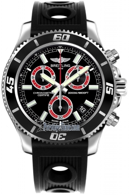 Breitling Superocean Chronograph M2000 a73310a8/bb72-1or