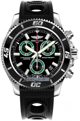 Breitling Superocean Chronograph M2000 a73310a8/bb75-1or