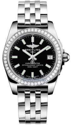 Breitling Galactic 36 SleekT a7433053/be08/376a