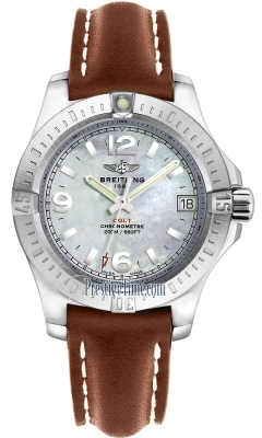 Breitling Colt Lady 36mm a7438911/a772/413x