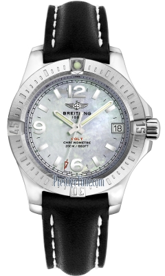 Breitling Colt Lady 36mm a7438911/a772/414x