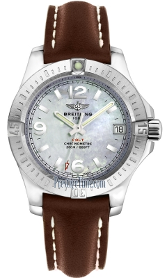 Breitling Colt Lady 36mm a7438911/a772/417x