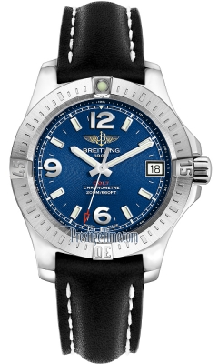 Breitling Colt Lady 36mm a7438911/c913/414x