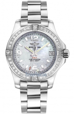 Breitling Colt Lady 36mm a7438953/a772/178a