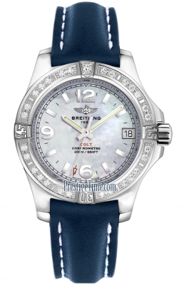 Breitling Colt Lady 36mm a7438953/a772/199x