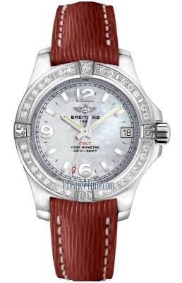 Breitling Colt Lady 36mm a7438953/a772/247x
