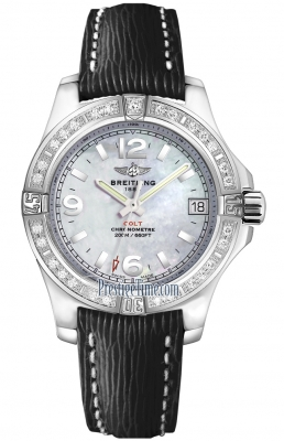 Breitling Colt Lady 36mm a7438953/a772/213x