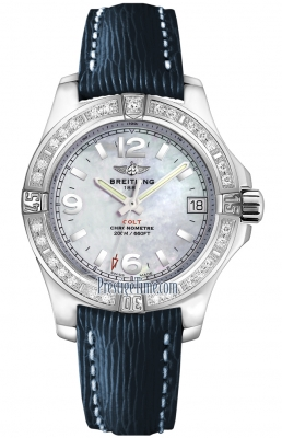 Breitling Colt Lady 36mm a7438953/a772/215x