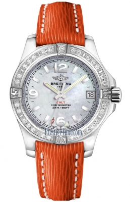 Breitling Colt Lady 36mm a7438953/a772/217x