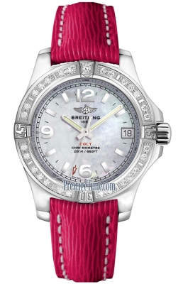 Breitling Colt Lady 36mm a7438953/a772/268x