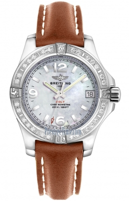 Breitling Colt Lady 36mm a7438953/a772/412x