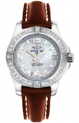 Breitling Colt Lady 36mm a7438953/a772/417x