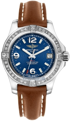Breitling Colt Lady 36mm a7438953/c913/413x