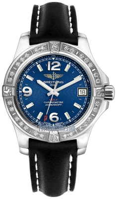 Breitling Colt Lady 36mm a7438953/c913/415x