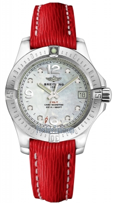 Breitling Colt Lady 33mm a7738811/a769/209x
