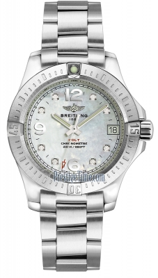 Breitling Colt Lady 33mm a7738811/a769-ss