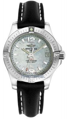 Breitling Colt Lady 33mm a7738811/a770/408x