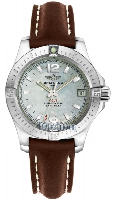 Breitling Colt Lady 33mm a7738811/a770/410x
