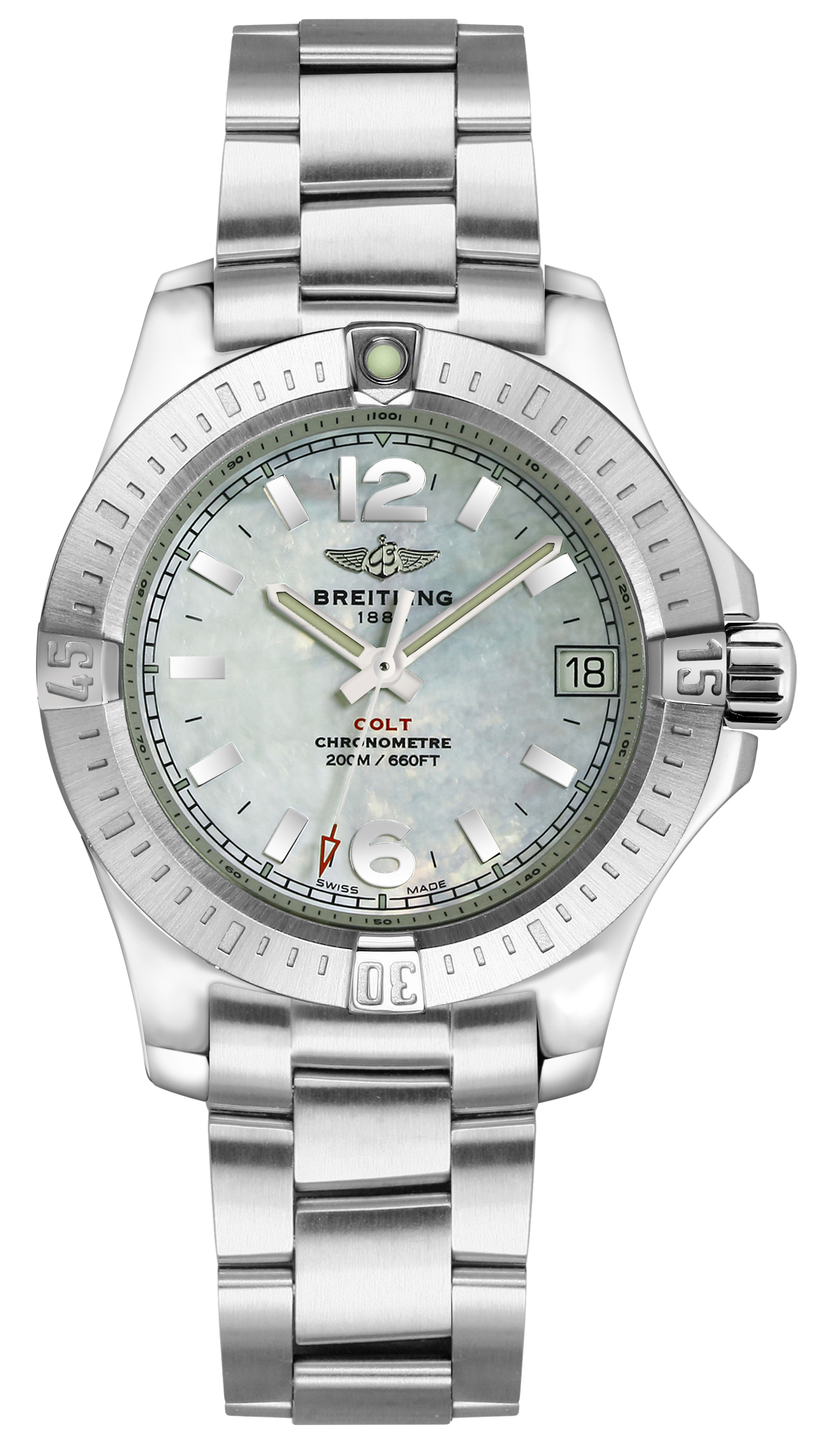 a7738811 a770-ss Breitling Colt Lady 33mm Ladies Watch f1dce57935a