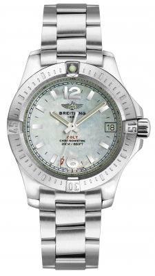 Breitling Colt Lady 33mm a7738811/a770-ss