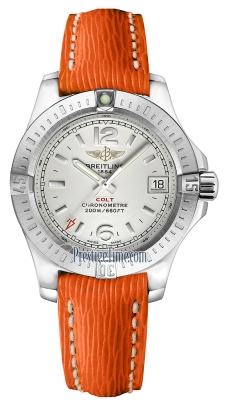 Breitling Colt Lady 33mm a7738811/g793-7lst