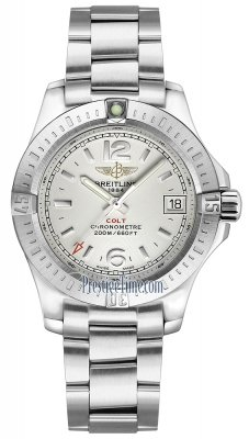 Breitling Colt Lady 33mm a77388111g1a1