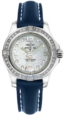 Breitling Colt Lady 33mm a7738853/a769/118x