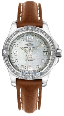 Breitling Colt Lady 33mm a7738853/a769/407x