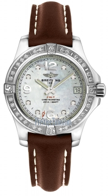 Breitling Colt Lady 33mm a7738853/a769/410x