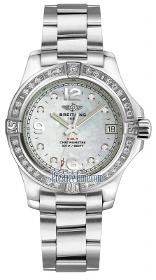 Breitling Colt Lady 33mm a77388531a1a1