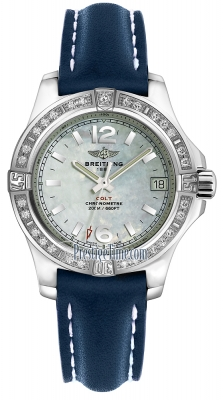 Breitling Colt Lady 33mm a7738853/a770/118x