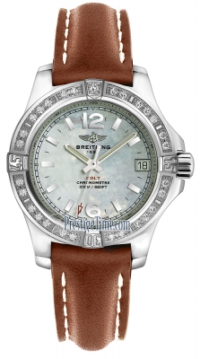 Breitling Colt Lady 33mm a7738853/a770/407x