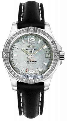 Breitling Colt Lady 33mm a7738853/a770/408x