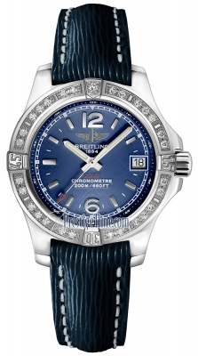 Breitling Colt Lady 33mm a7738853/c908/254x